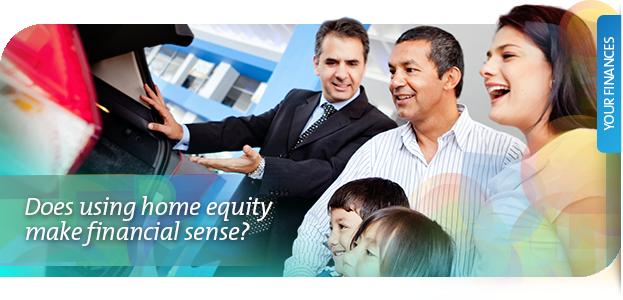 Does equity make financial sense?