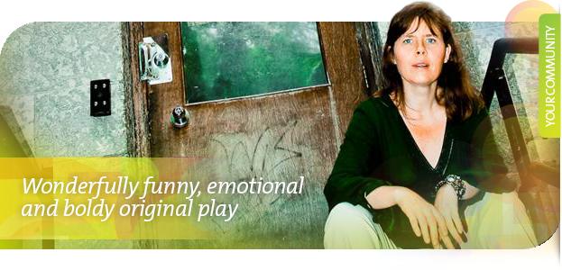 wonderfully funny, emotional and boldy original play