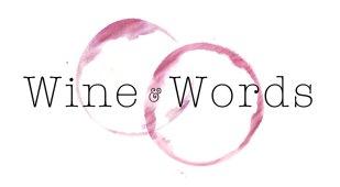 wine & words logo