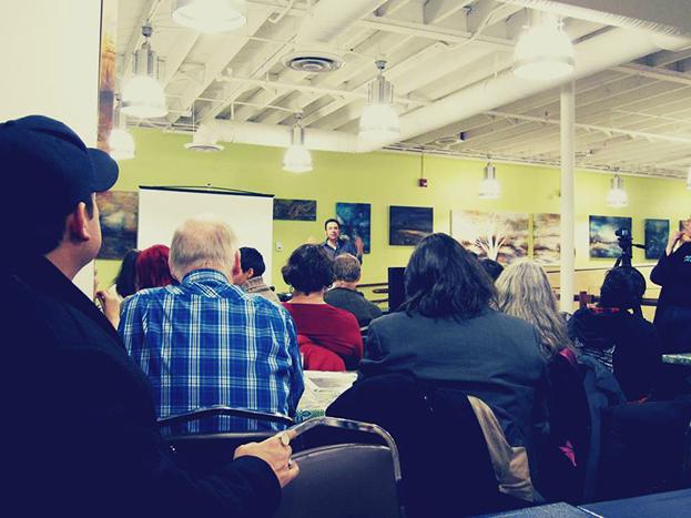 2014 Manitoba Indigenous Writer's Festival