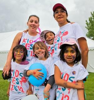 Kids Fest in Winnipeg Manitoba Canada