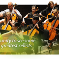 Agassiz Music International Cello Festival