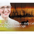Award winning Chef du Cuisine – Kelly Cattani – will manage the café
