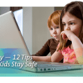 12 tips to Keep your kids safe: Online Privacy