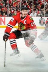 Jonathan Toews. Photo by Bill Smith/NHLI via Getty Images