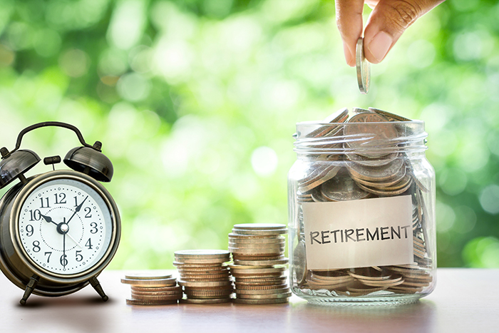 Retirement savings concept how much do you need to save before retirement?