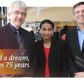 From $50 and a dream, ACU celebrates 75 years
