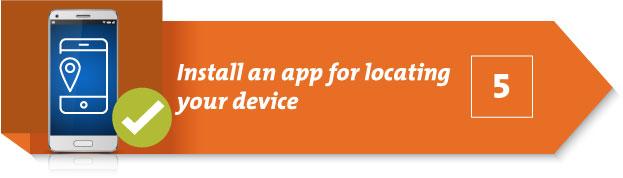 install app lost my smartphone