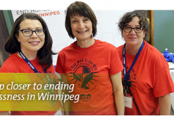One step closer to ending homelessness in Winnipeg