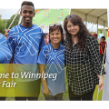 Warm welcome to Winnipeg at Newcomer Fair