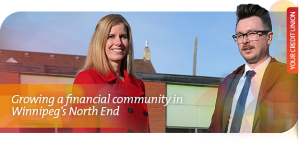 Growing a financial community in Winnipeg's North End