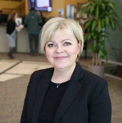 Lise Tarasenco, Branch Manager, Assiniboine Credit Union