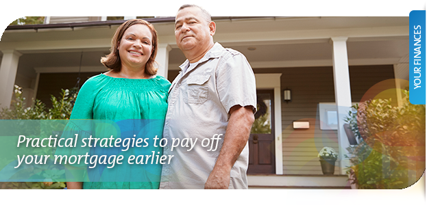 Practical strategies to pay off your mortgage earlier