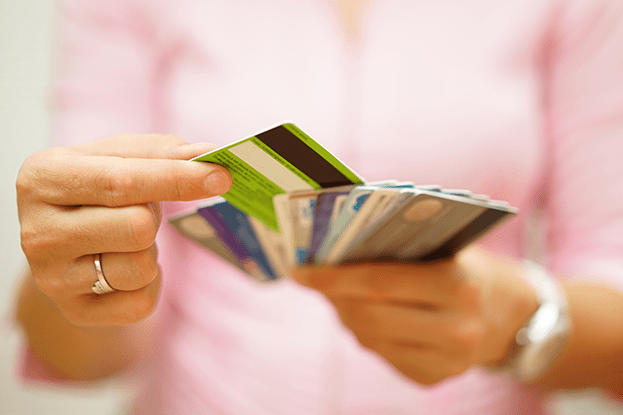 credit card debt - pay off your mortgage earlier