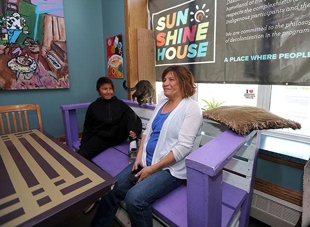 Sunshine House Winnipeg