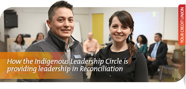 How the Indigenous Leadership Circle is providing leadership in Reconciliation