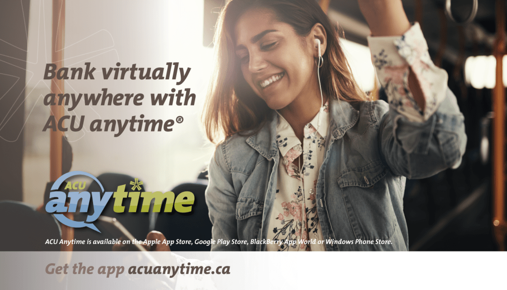 ACU Anytime: electronic payment methods