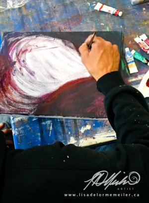 Lisa Delorme Meiler cover artwork