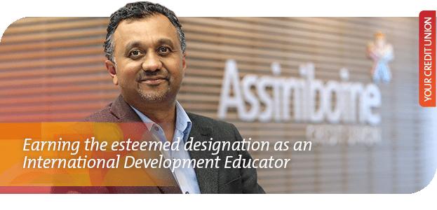 Earning the esteemed I-CUDE designation as an International Development Educator
