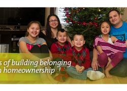 10 years of building belonging through homeownership
