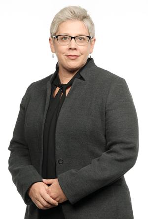 Cynthia Wepruk, ACU Business Financial Centre team member