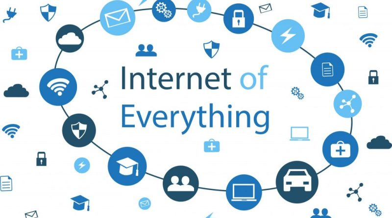 The thing and the everything about the Internet of things