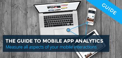 Banner mobile App Analytics Guide AT Internet