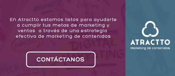 agencia marketing contenidos México