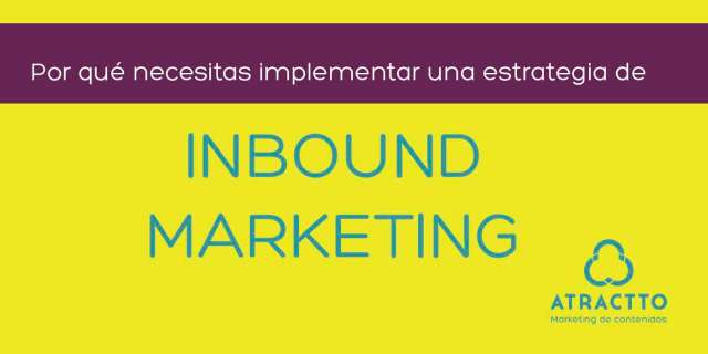 estrategia de inbound marketing