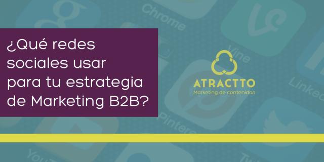 estrategia de marketing b2b