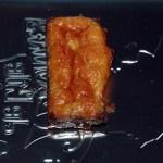 Bouchées spéculoos foie gras
