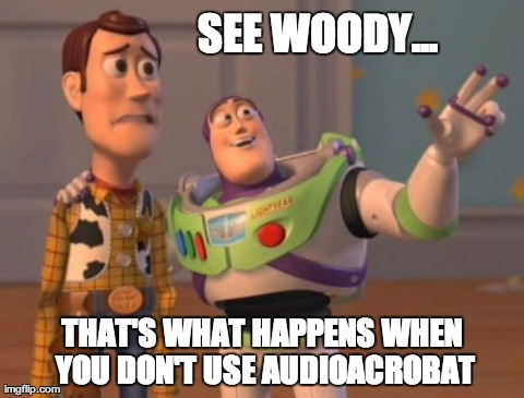 see woody dont use aa?resize=350%2C200 meme] needed to record important phone call forgot to use,Forgot Meme