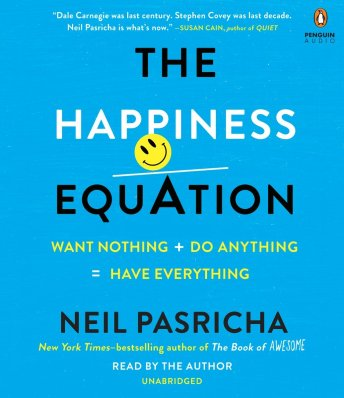 The Happiness Equation.