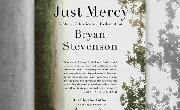 Just Mercy audiobook by Bryan Stevenson.