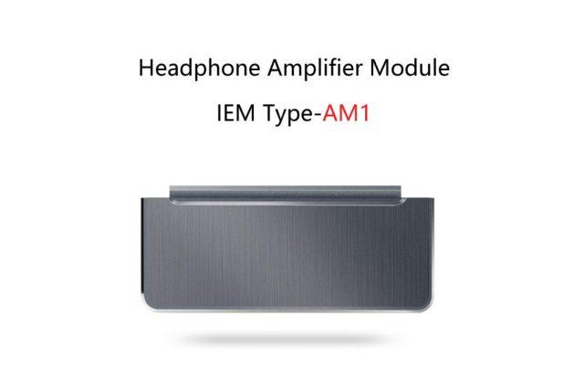"""Le FiiO AM1 est le module fourni d""""origine avec le FiiO X7. Parfait pour les intras et casques nomades peu energiores."""