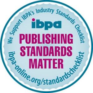 publishing standards matter seal