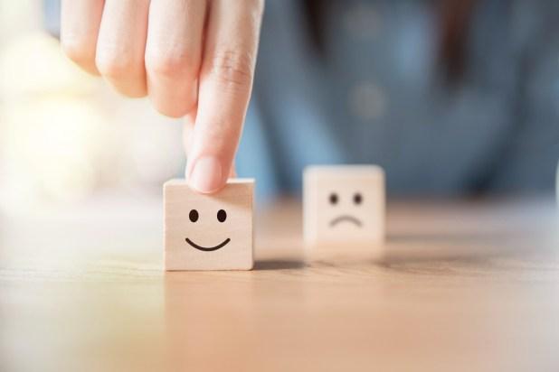 Smiley face blocks