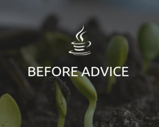 Before Advice Spring