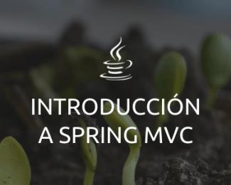 Introducción a Spring MVC