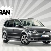 Gagnez le nouveau « dragon » Volkswagen Touran !