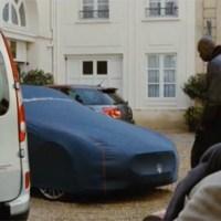 """Une Maserati Quattroporte au coeur du film phénomène """"Intouchables"""""""