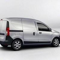 Photos des futurs Dacia Dokker et Dacia Dokker Van
