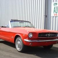 Ford Mustang, éternelle légende des voitures américaines