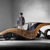 Phoenix concept, la première voiture biodégradable !
