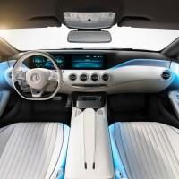 Salon de Francfort 2013 : Mercedes Classe S Coupé Concept , photos