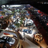 Mondial Automobile de Paris : l'historique