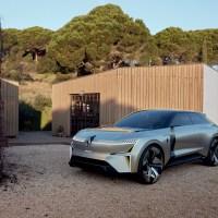 Renault MORPHOZ : La mobilité électrique vue par Renault