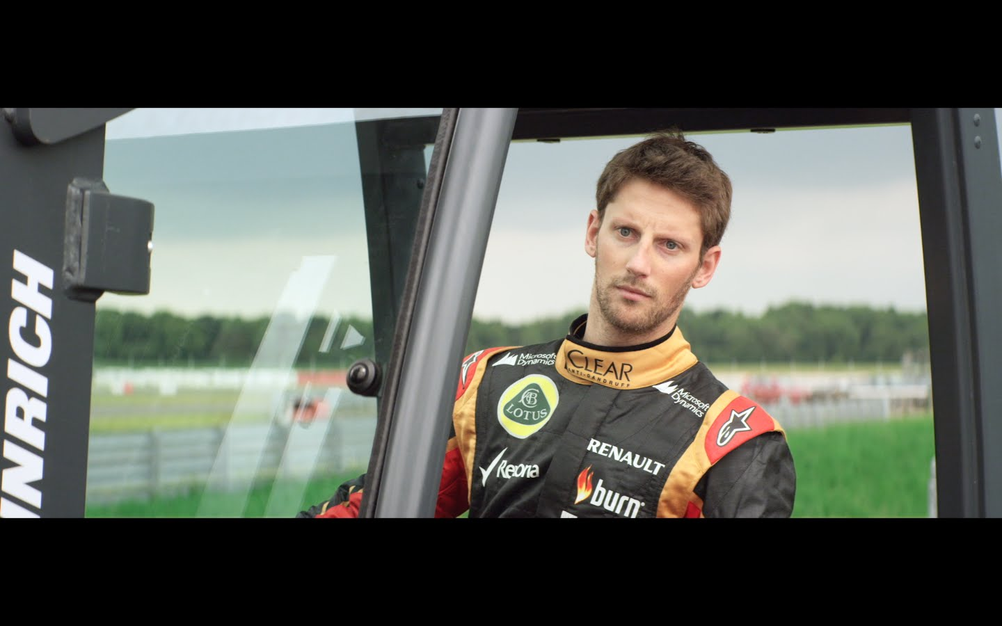 grosjean en col re blog f1 de jean louis moncet. Black Bedroom Furniture Sets. Home Design Ideas
