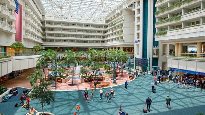 Orlando International Airport Mco Car Rental Guide Autoslash