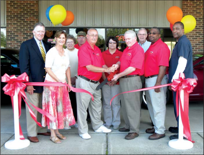 Autostar Wadesboro Grand Opening and Ribbon Cutting